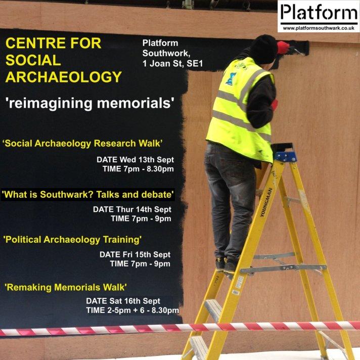 Rethinking Memorials