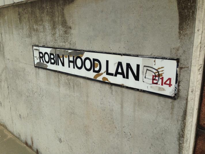 Robin Hood Land